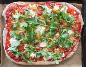 Pizzafeest!